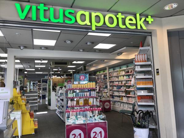 Vitus Apotek Asker
