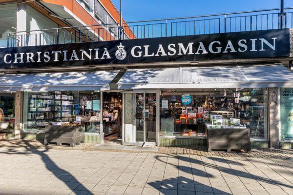 Christiania Glassmagasin