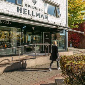 Gullsmed Hellman