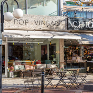POP Vinbar